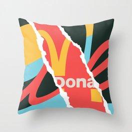 Dona Throw Pillow