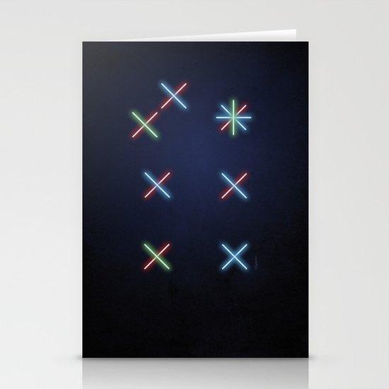 SMOOTH MINIMALISM - Star wars Stationery Cards