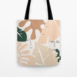 Finding it Tote Bag
