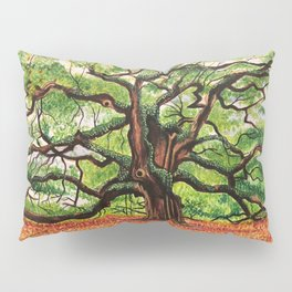 Angel Oak Pillow Sham