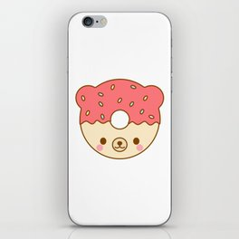 Sweet Bear iPhone Skin