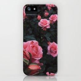 Tina pink iPhone Case