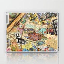 Vintage World Traveler Laptop & iPad Skin