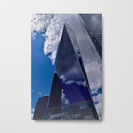 The One World Trade Center Metal Print