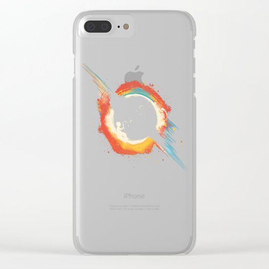 Void (introversive ed) Clear iPhone Case