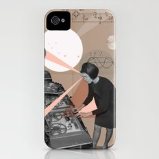 Superheroes SF Slim Case iPhone (4, 4s)