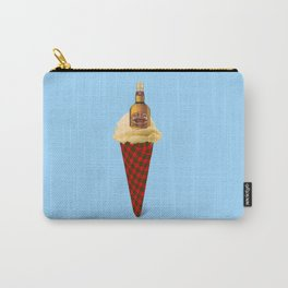 Whiskey. Ice cream Carry-All Pouch