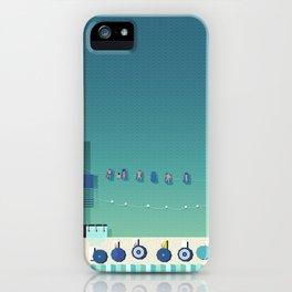 Italy Beach Life - Sorrento iPhone Case