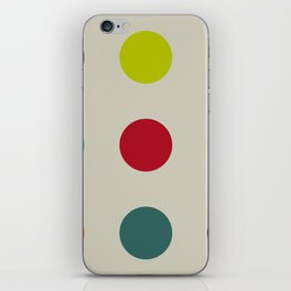Pryderi iPhone Skin