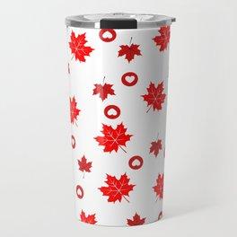 Maple Leafs Travel Mug