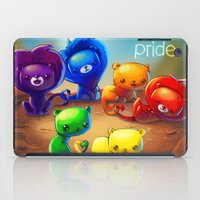 pride iPad Cases featuring Pride by TsaoShin