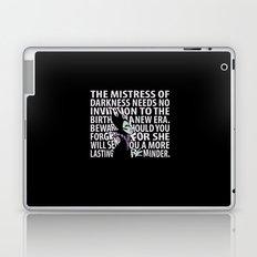 Beware Laptop & iPad Skin