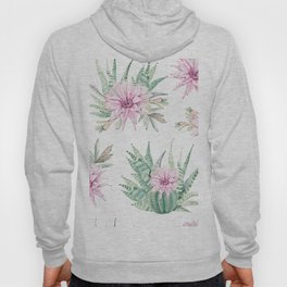 Simply Cactus Desert Rose Hoody