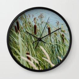 lake front Wall Clock