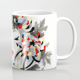 Chrysanthemum Mood Coffee Mug
