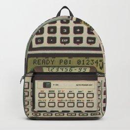 Calculators 2 Backpack