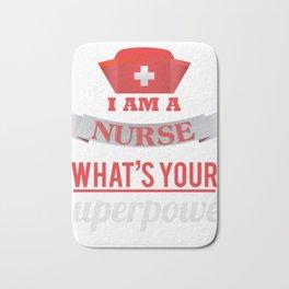 Nurse Bath Mat