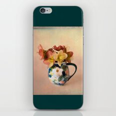 Hellebores iPhone & iPod Skin