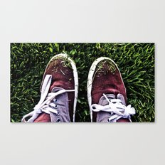 In My Shoes Canvas Print