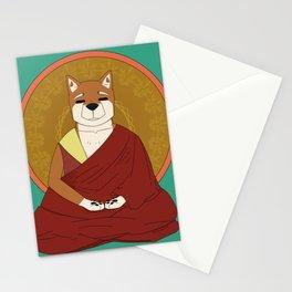 Dalai-Shiba Stationery Cards