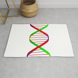 DNA Twin Spiral Rug