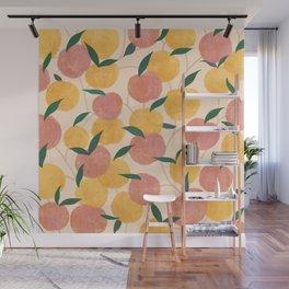 Autumn Fruits Wall Mural