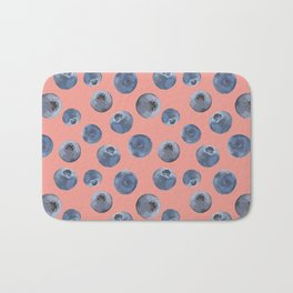 Blueberry Bath Mat