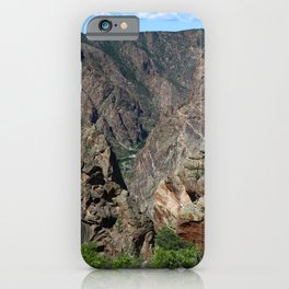 And Deep Down Is A River iPhone Case