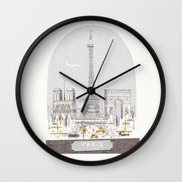 Petit Belle Wall Clock