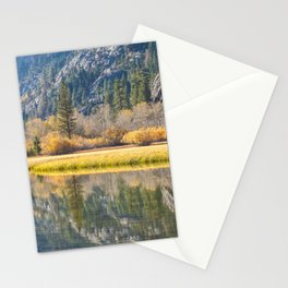 Silver Lake Reflections Stationery Cards