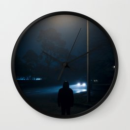 Ambers Wall Clock