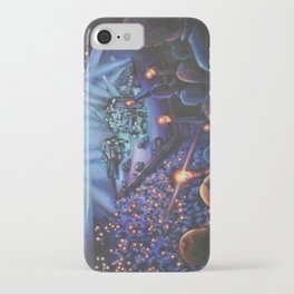 Divided Sky iPhone Case