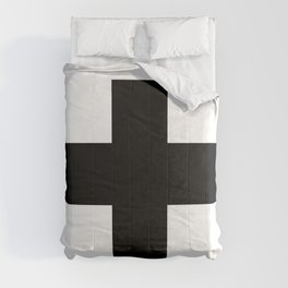 Swiss Cross Comforters