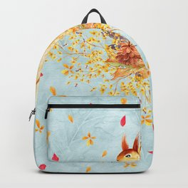 Autumn leaves #35 Backpack