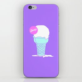 Tasty Ice Cream iPhone Skin