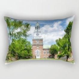 Dartmouth College Rectangular Pillow
