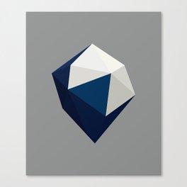 Indefinite Canvas Print