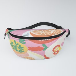 Pink Picnic Fanny Pack