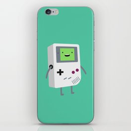 Who wants to play video games?  iPhone Skin