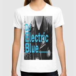 DJ Electric Blue / Pray for Taiwan T-shirt