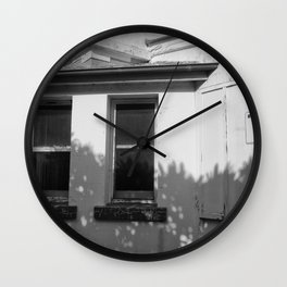 Building Number 2 Wall Clock