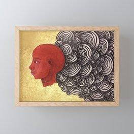 Master and Margarita Framed Mini Art Print