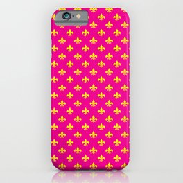 Norman flowers iPhone Case