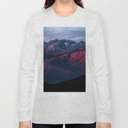 Red mountain 4 Long Sleeve T-shirt