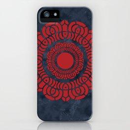 LoK: Red Lotus iPhone Case