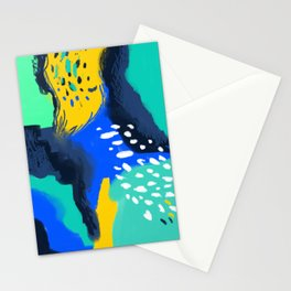 Ocean & Forest Stationery Cards