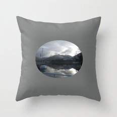 Lake District, United Kingdom Throw Pillow