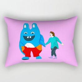 I Love You, Bingo Bronson! Rectangular Pillow