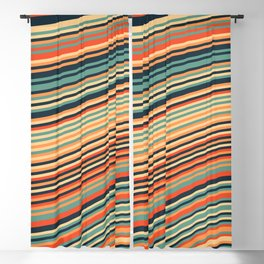 Calm Summer Sea Blackout Curtain