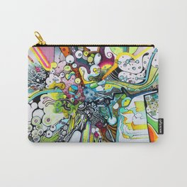 Tubes of Wonder - Watercolor Painting and Time-lapse Carry-All Pouch